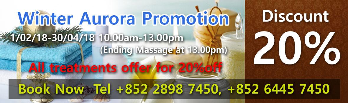 Salaraj Thai Massage Promotion